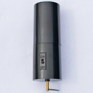 Battery Powered Motor black