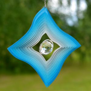 Diamond Crystal FadingBlue 12 2
