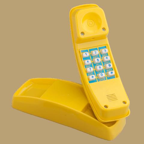 kollane telefon