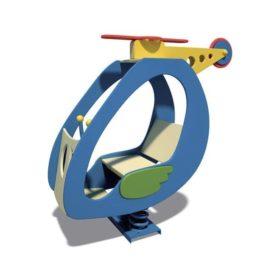 vedrukiik helikopter TE209