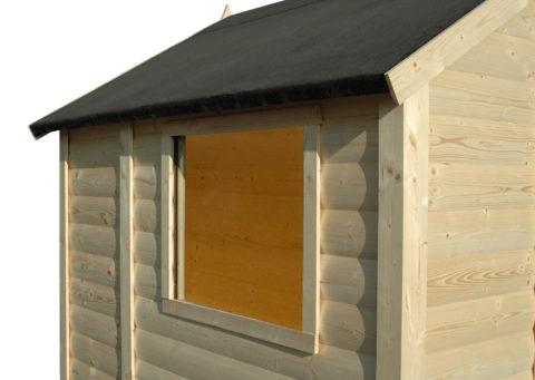 Bertilo 8x6LL19PWB Blockhouse Classic light brown 0.3 1