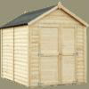 Bertilo 8x6LL19PWNF Blockhouse Classic nat 0.3