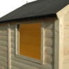 Bertilo 8x6LL19PWNF Blockhouse Classic nat 0.6