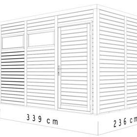 Aiamaja CUBO 3 (7,9 m²)