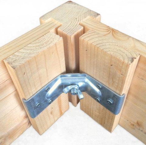 Bertilo BCWLF1NF Woodline Flachdach nat 0.31