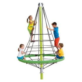 """Köispüramiid """"Põõsas"""" 2,7 meetrit."""