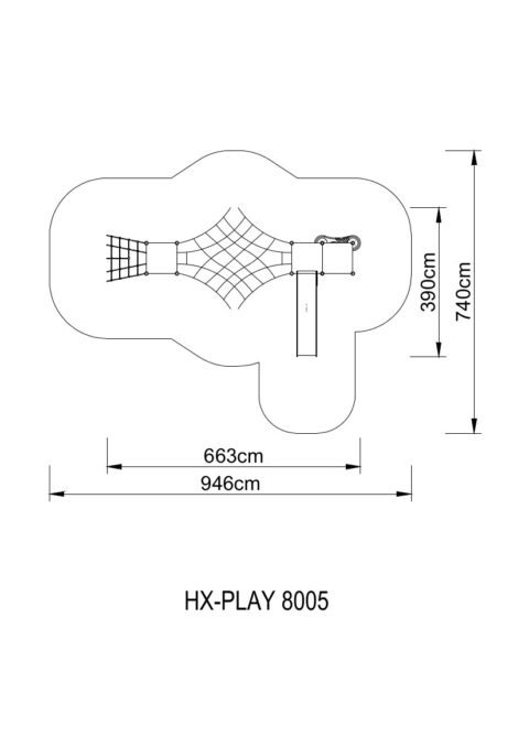 HX PLAY 8005