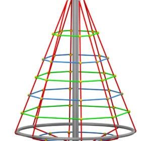 Köispüramiid Jõulupuu