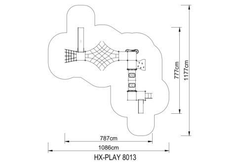 HX PLAY 8013