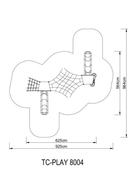 TC PLAY 8004