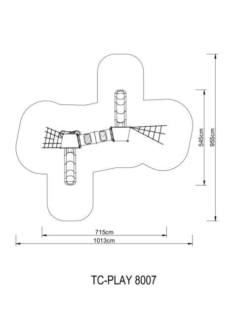 TC PLAY 8007
