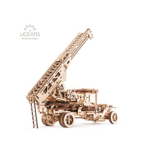 10863 ugears fire ladder truck 10