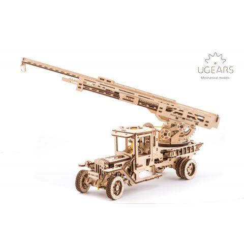 10863 ugears fire ladder truck 3
