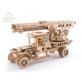 10863 ugears fire ladder truck 5