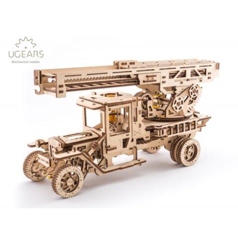 10863 ugears fire ladder truck 5