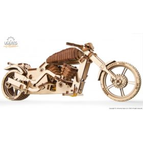 3D pusle – Mootorratas VM-02