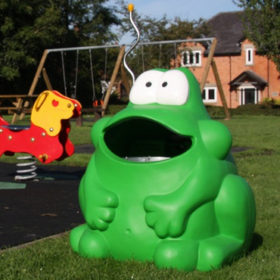 Froggo™ Animal Shaped Litter BinS