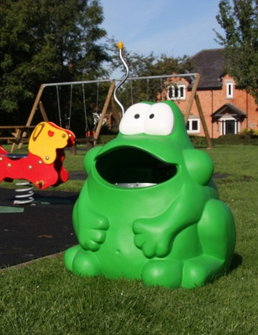 Froggo™ Animal Shaped Litter BinS