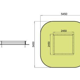 Liivakast TE303