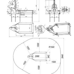 Liivakast Laev TE318