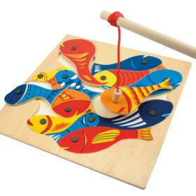 Magnetiga kalapüügimäng