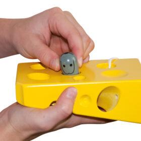 Mäng hiire ja juustuga