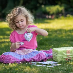 Laste piknikukomplekt