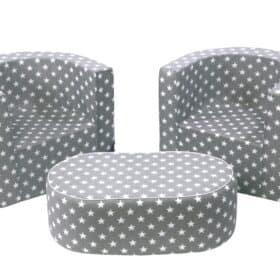 """Pehme toolide ja laua komplekt """"Täht"""""""