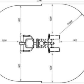 SE-126-136 Stepper -Hip Extension