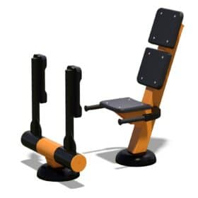 SM-203-T Leg Press