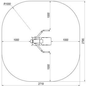 SM-204-T Pendulum