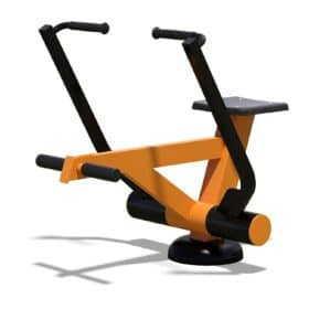 SM-235-T Outdoor Rower