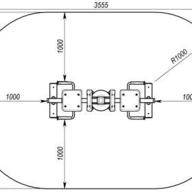 SM-126 Thigh Extensor