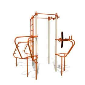 MF-4.5 Multifitness Gym