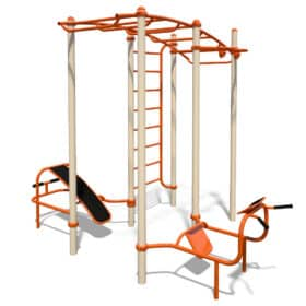 MF-5.2 Multifitness Gym