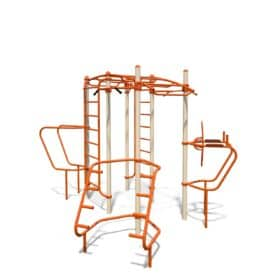 MF-5.3 Multifitness Gym