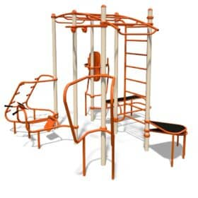 MF-5.4 Multifitness Gym