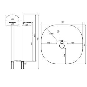 Korvpallikonstruktsioon