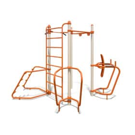 S-820 MultiFitness Gym Station