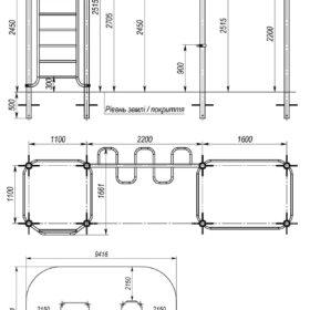 S-831.10 Workout Complex