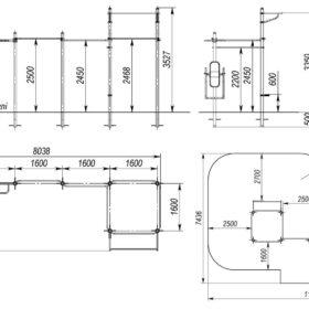 S-831.5 Workout Complex