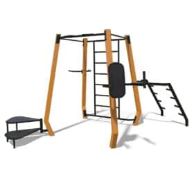 SM-801 MultiFitness Station Medium