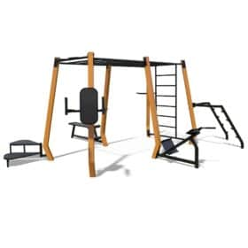 SM-802 MultiFitness Station Maxi