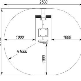 SMP-103.1 Horizontal Leg Press