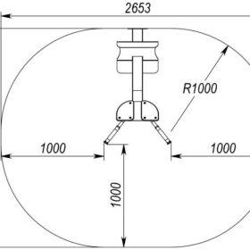 SMP-134.1 Hyperextension