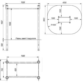 S-834.2 Parallel bars