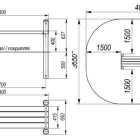 S-835.3 Bench