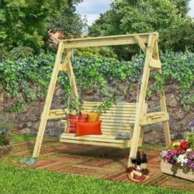 Puidust aiakiik SIGRID