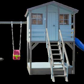 Mängumaja Merlyn – kiigega (2,6 m2)