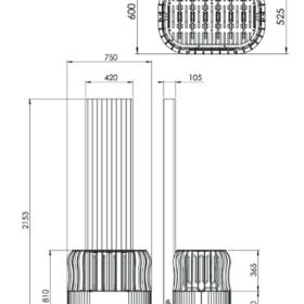 Saunakeris Saunum Professional SPA 12kW – roostevaba
